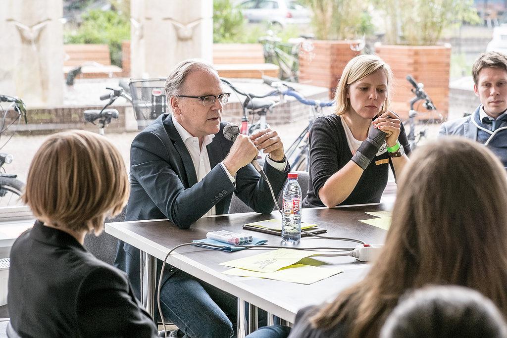 Im Tischgespräch mit Jürgen Siebert (FontShop AG)