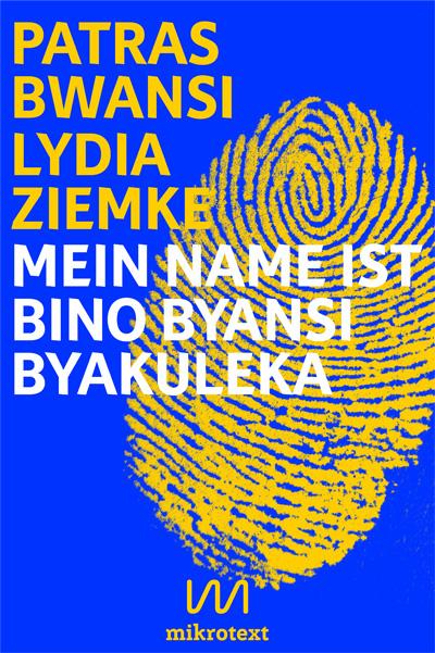 Cover - Patras Bwansi, Lydia Ziemke – Mein Name ist Bino Byans