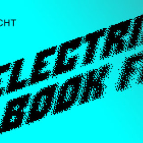 Die Electric Book Fair 2015 – Electric Afternoon und Elektrische Lesenacht