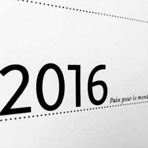 Neues Jahr, neuer (Wand-)Kalender